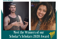 Meet our Scholars' Scholars